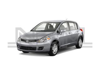 Guardabarro Delantero Izq Nissan Tiida Hatchback 07-1 8a93