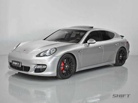 Porsche Panamera Turbo 4.8 500cv
