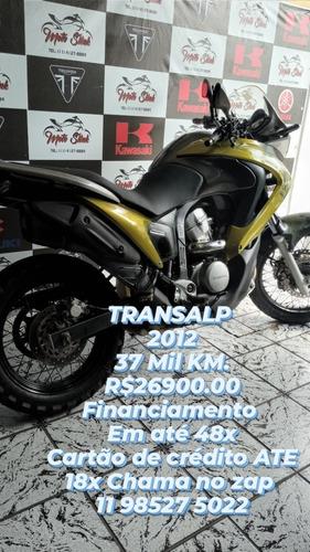 Honda Xl700 V Transalp . Aceito Sua Moto Como Pagamento