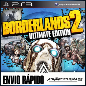Borderlands 2 Ultimate + Dlcs - Jogos Ps3 Midia Digital