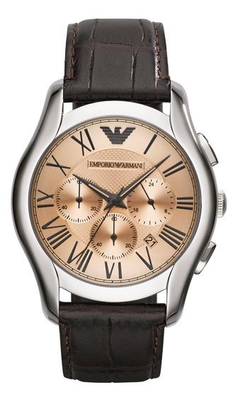 Reloj Emporio Armani Hombre Café Ar1785