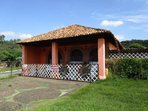 Imóvel Comercial/industrial - Santa Cândida - Vinhedo/sp - Pr0089