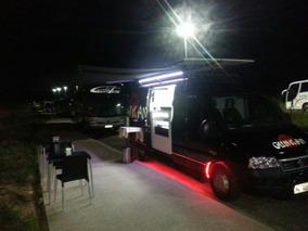 Food Truck Diesel Ducato Ecologicamente Correto!