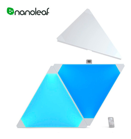 Nanoleaf Expansion 3 Pack Nl-22-0001tw-3pk Kit Com 3