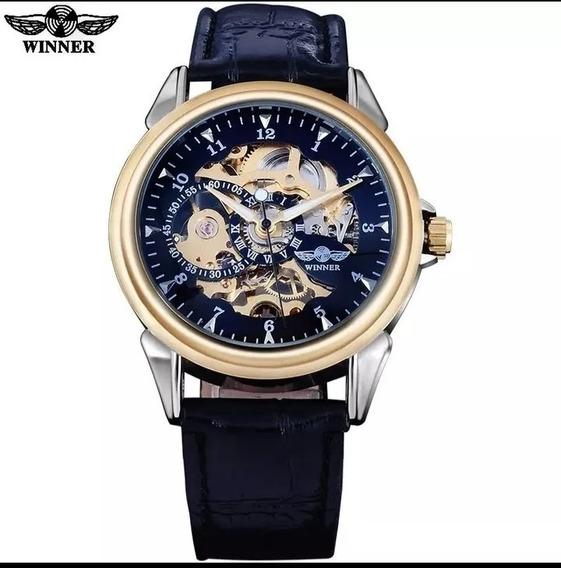 Relógio Automático Original Lux Pronta Entrega Promoção C.30