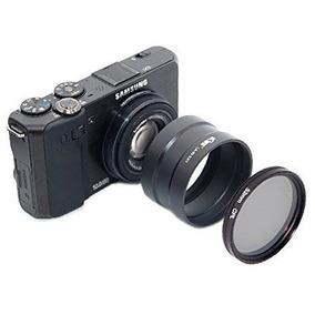 Anel Adaptador P/ Filtro 52mm Samsung Ex1