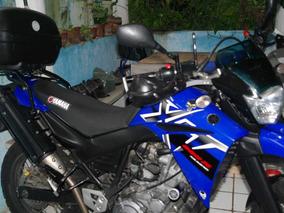 Yamaha Xt 660r Azul 2008