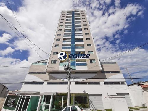 Excelente Apartamento Com 02 Quartos Fechamento De Varanda Praia Do Morro Guarapari-es - Ap00847 - 68900998