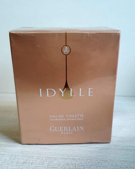 Perfume Idylle De Guerlain Edt 50ml ( Vintage Lote 2011 )