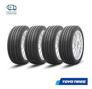 Kit 4 - Toyo Tires 185/60 R15 Nanoenergy3 - Vulcatires