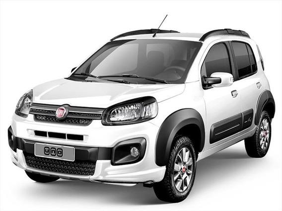 Nuevo Fiat Uno Way 0km 2020 Financia Sin Interes P-