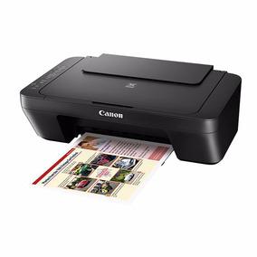 Multifuncional Canon Mg3010 Preto Wifi Copiadora E Scanner