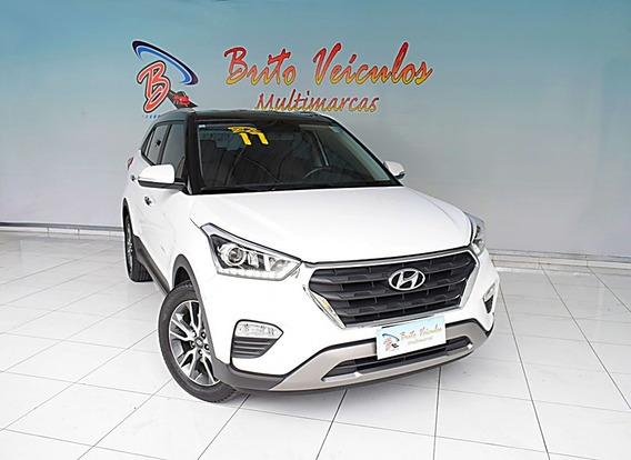 Hyundai Creta 2.0 16v Flex Prestige Automático 2017