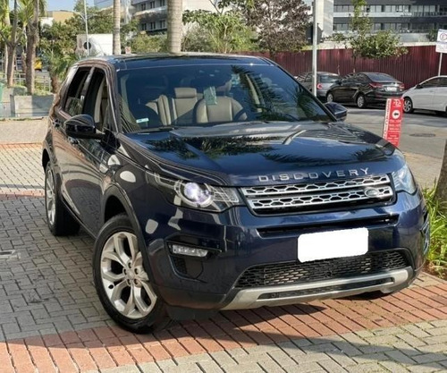 Land Rover Discovery Sport Hse 2.2 4x4 Disel 7 Lugares 2016