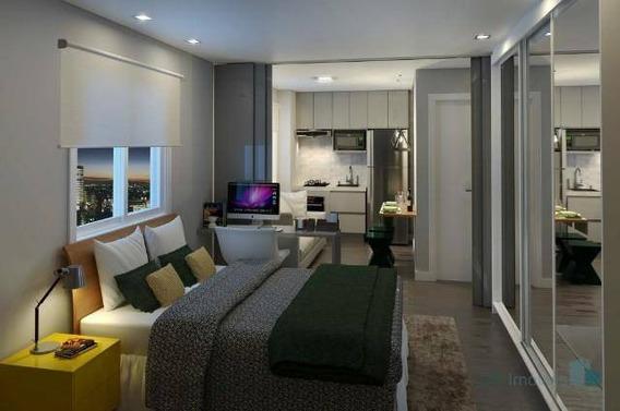 Studio Com 1 Dormitório À Venda, 24 M² Por R$ 172.000 - Liberdade - São Paulo/sp - St0764