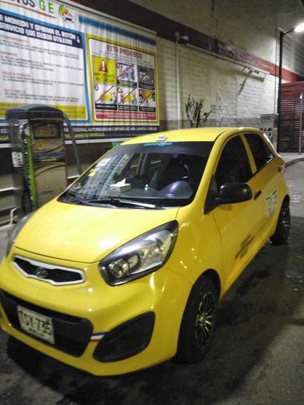 Se Vende Taxi Kia Ion 2013 Cilindraje 1000
