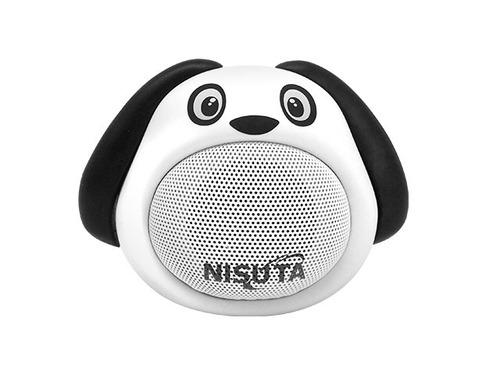 Parlante Portatil Bluetooth Perro Manos Libres Infantil Jfc