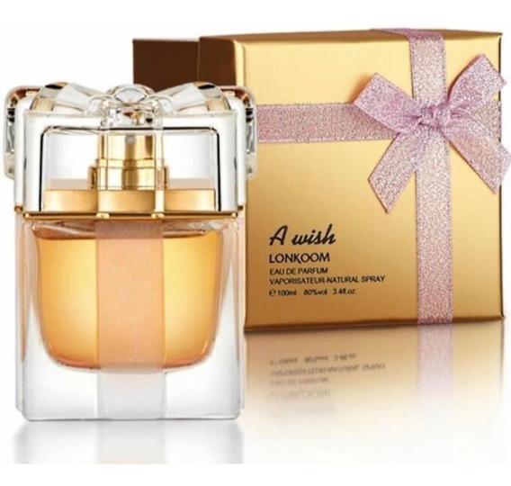 Perfume A Wish Feminino Eau De Parfum 100ml