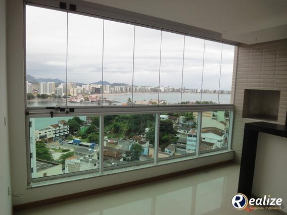 Apartamento De 2 Quartos No Centro De Guarapari - Ap00135 - 33613374