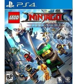 The Lego Ninjago Movie Videogame Ps4 Nuevo Envio Gratis