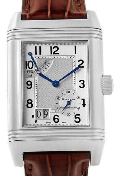 Relógio Jaeger Lecoultre Reverso Grand Date - Oportunidade