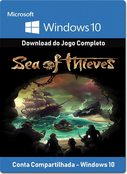 Sea Of Thieves - Windows 10 - Online - Pc