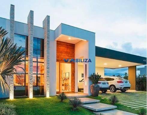 Imagem 1 de 2 de Casa À Venda, 165 M² Por R$ 920.000,00 - Rio Abaixo - Atibaia/sp - Ca0351