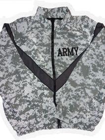 Army Chamarra Caballero Talla M-l Impermeable Luminiscente