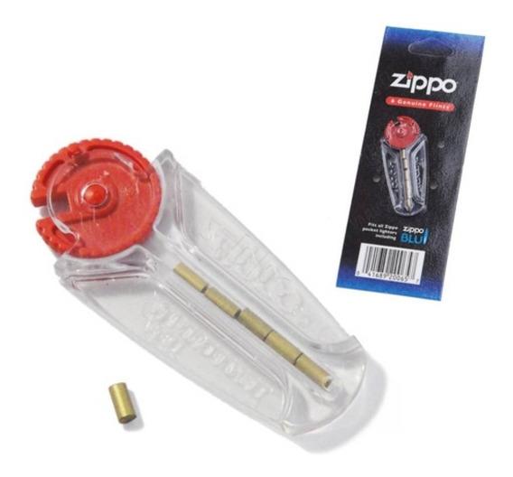 Zippo 6 Piedras Originales Para Encendedor