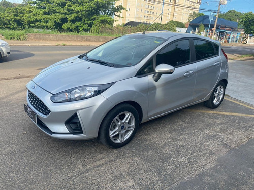 Ford Fiesta Hatch 1.6 16v 4p Flex Sel Powershift Automático