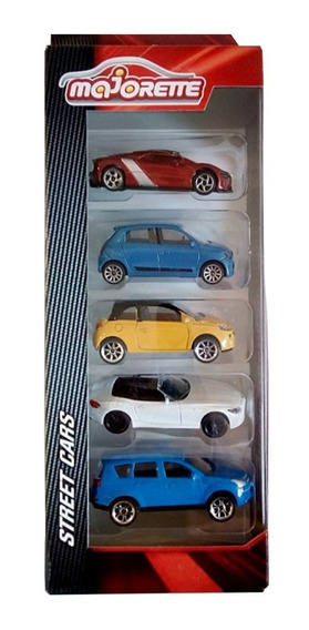 Simba Street Cars 5 Pcs Set