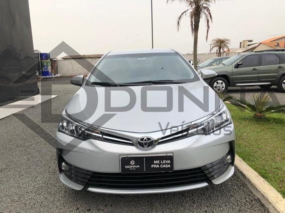 Toyota Corolla - 2017 / 2018 2.0 Xei 16v Flex 4p Automático