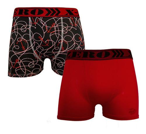 Kit 20 Cuecas Box Boxer Adulto Ideais Para Revenda + Brinde
