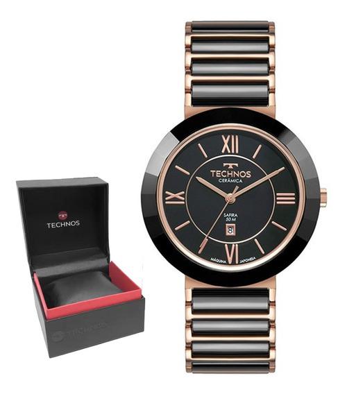 Relógio Technos Feminino Original C/garantia Nf 2015bbv/9p