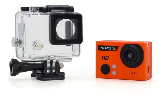 Câmera De Ação Atrio Fullsport Cam Hd 720p Prova D
