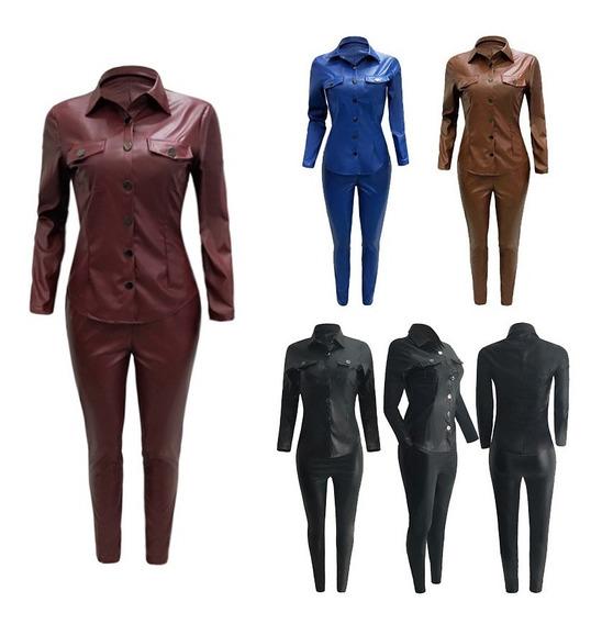 751a1ca263c2 Pantalon De Cuero - Pantalones de Mujer en Mercado Libre Chile