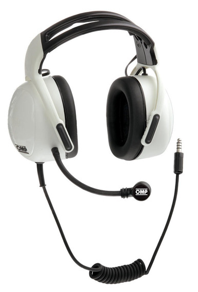 Headset Profissional Omp Automobilístico