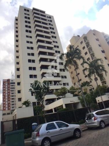 Apartamento À Venda Em Cambuí - Ap005495