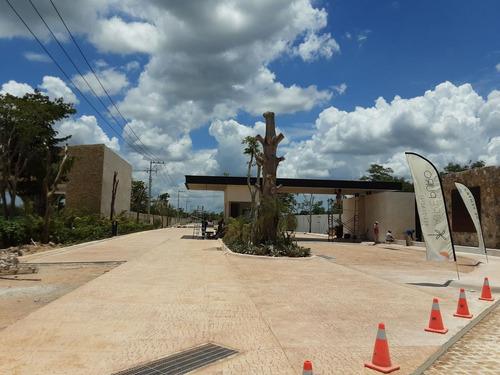 Imagen 1 de 22 de Terreno - Pueblo Komchen