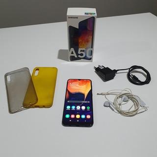 Samsung A50 Liberado 4g 64gb Black