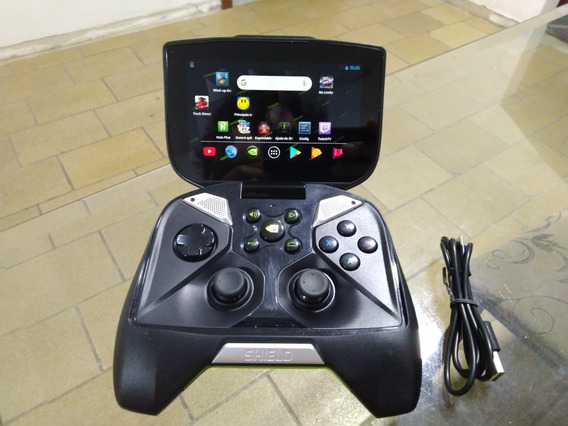 Console Portátil Nvidia Shield