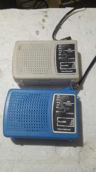 Radios Am Internacional 100 Mil C/u Pilas Nuevas