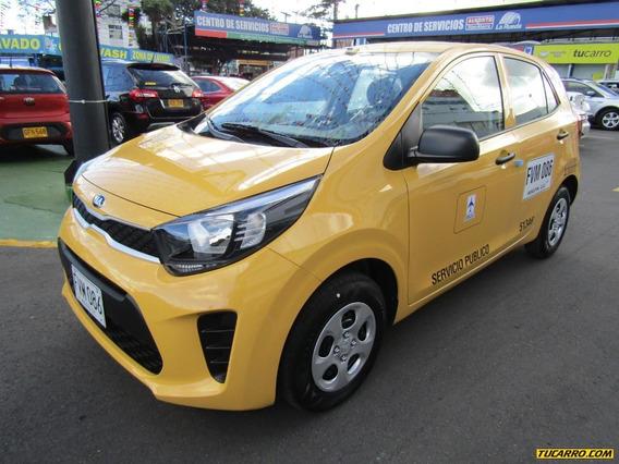 Taxi Kia Picanto Hb Grand Ecotaxi Año 2020 Taxis Nuevos