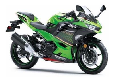 Kawasaki Ninja 400 Krt - 2020 - Lançamento - Juliana