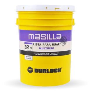 Masilla Durlock X 32kg Lista Para Usar Distribuidor Oficial