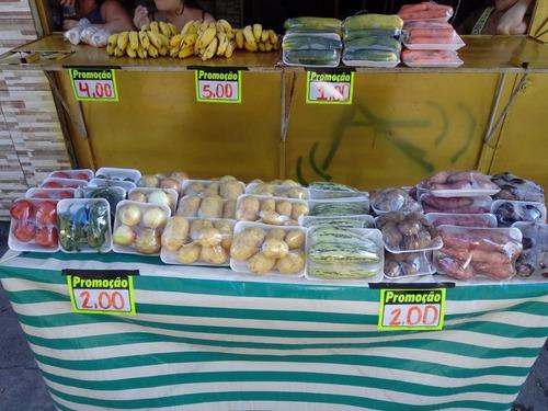 Frutas,legumes E Verduras