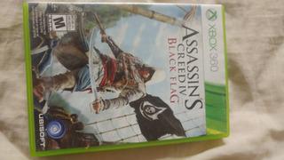 Asssasins Creed Black Flag Xbox 360