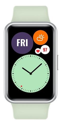 Reloj Inteligente Huawei Watch Fit, 1.64  Amoled, 4gb