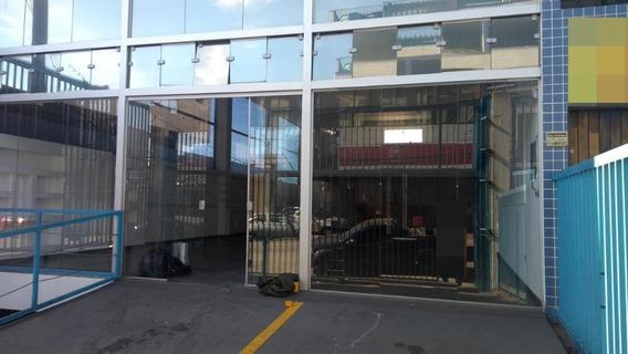 Salão Para Alugar, 200 M² Por R$ 7.000/mês - Jardim Santa Mena - Guarulhos/sp - Sl0554