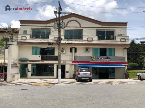 Sala Para Alugar, 50 M² Por R$ 1.700/mês - Residencial Das Estrelas - Barueri/sp - Sa0028